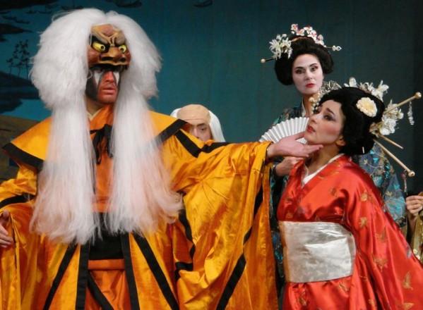 Timişoara / Madama Butterfly la Opera Română