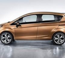Geneva / B-MAX  va fi construit la Craiova de firma Ford
