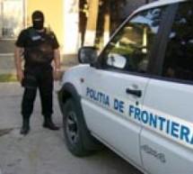 Alcool fara documente de provenienta confiscat de politistii de frontiera din Mehedinti
