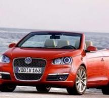 Geneva / Noul Volkswagen Golf Cabrio, premieră la Salonul Auto