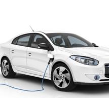 Renault a adus primele modele 100% electrice
