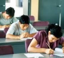 """Proba de """"foc"""" pentru elevi: Astăzi s-a ţinut proba la matematică!"""