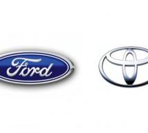 Colaborare între Ford Motor și Toyota Motor
