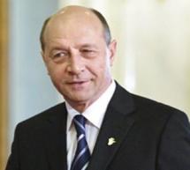 Băsescu le-a urat La mulţi ani! celor care îşi sărbează onomastica şi a felicitat Forţele Navale