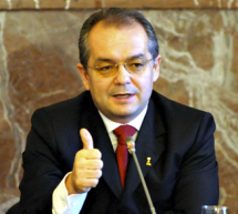 Emil Boc l-a demis pe vicepreşedintele ANRP