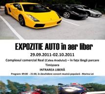 AUTO / Expoziție în aer liber ce dă startul automobilizării!!!
