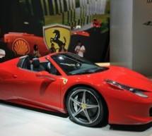 AUTO / Compania Forza Rossa nu onorează decât patru Ferrari Four din cele şase comandate de români