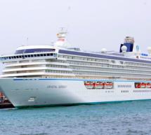 TURISM / Crystal Serenity a acostat în Portul Constanța pentru a doua oară
