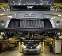 AUTO / Uzina Dacia a produs 1,5 milioane de vehicule pe platforma X90
