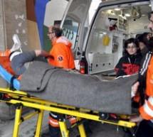 SOCIAL / Accident cu trei răniţi pe DN 1B, la Ţânţăreni, judeţul Prahova
