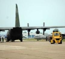 SOCIAL / Ajutorul umanitar acordat Turciei, transportat sâmbătă cu două aeronave C-130 Hercules
