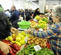 SOCIAL / Luna Recoltei continuă în noua piaţă Obor