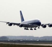 SOCIAL / O aeronavă Airbus cu parbrizul spart a aterizat în siguranţă pe Aeroportul Mihail Kogălniceanu