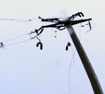 SOCIAL / Zece localităţi din judeţul Constanţa, fără electricitate din cauza furtunii