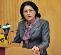 POLITICĂ / Ecaterina Andronescu doreşte proiecte concrete pentru populaţie