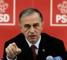 POLITICĂ / Mircea Geoană: În pragul suspendării preşedintelui, contravine logicii ca PSD să cedeze şefia Senatului