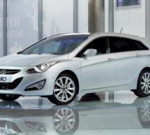 AUTO / Hyundai a lansat în România noul model i40, rivalul coreean al lui Avensis și Mazda 6