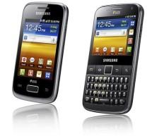 IT&C / Samsung prezintă două telefoane dual-sim din seria galaxy y