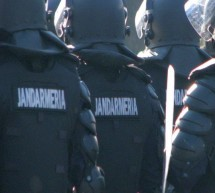 FLAGRANT / Studenţi în practică la Jandarmeria Timiş