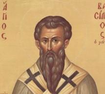 RELIGIE / Peste 600.000 de români îşi serbează onomastica de Sfântul Vasile