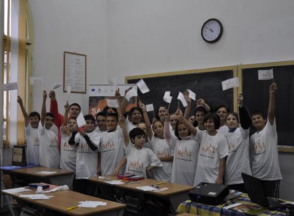 EDUCATIE / SPERANŢA REUNITĂ PE REGIUNI