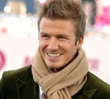SHOWBIZ / David Beckham obişnuia să stea dezbrăcat în casă