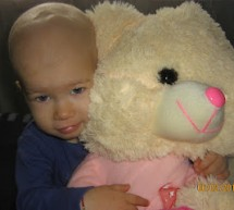 SOCIAL / O fetiţă diagnosticată cu o tumoare are nevoie de ajutor