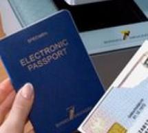 FLAGRANT / Albanez cu ştampilă falsă pe paşaport