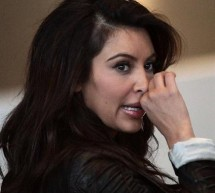 SHOWBIZ / Kim Kardashian cheleşte