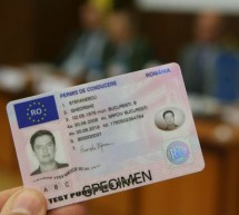 FLAGRANT / Permis de conducere fals şi certificat de înmatriculare fals