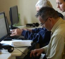 Ateliere de initiere pe calculator destinat seniorilor si nu numai