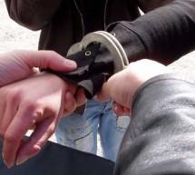 Tânără prinsă la volanul unui autoturism furat