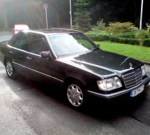 Mercedes furat din Bosnia, descoperit la Jimbolia