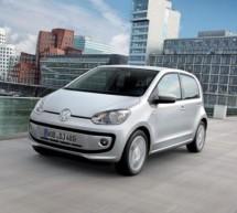 "Volkswagen UP! a fost desemnat ""Masina anului 2012"""