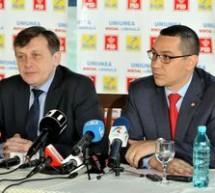 Antonescu il sustine pe Victor Ponta in cazul atacului privind plagiatul