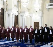 Presedintele Basescu a sesizat CCR in legatura cu participarea la Consiliul European