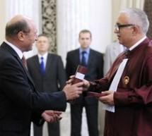 Traian Basescu a marcat 20 de ani de functionare ireprosabila a CCR