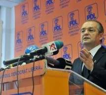 Dupa sedinta CDN, presedintele Basescu i-a sfatuit pe democrat-liberali sa ramana calmi