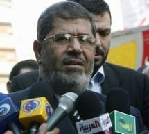 Mohamed Morsi a fost ales presedinte al Egiptului