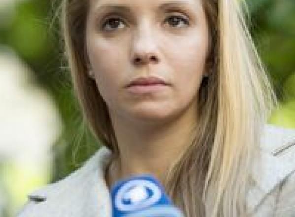 Fiica Iuliei Timosenko face apel catre Franta sa nu slabeasca presiunile asupra Kievului