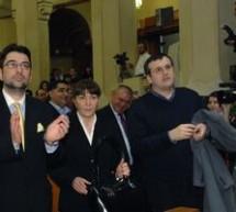 Macovei, Preda si Voinescu vor initia o motiune pentru Conventia extraordinara a PDL