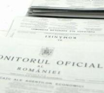 Guvernul ia Monitorul Oficial de sub autoritatea Camerei Deputatilor
