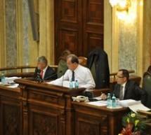 Proiectul privind cooperarea dintre Guvern si Parlament in domeniul afacerilor europene, adoptat de Senat