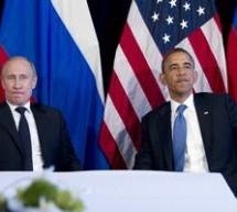 Putin si Obama au gasit numeroase puncte de acord in privinta Siriei