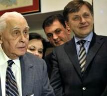 Radu Campeanu il va sustine pe Crin Antonescu in campania pentru prezidentiale