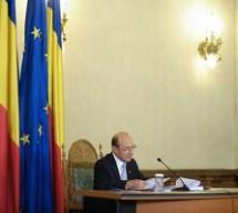Traian Basescu a promulgat Legea care modifica Statutul politistului