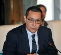 Victor Ponta, alaturi de Adrian Nastase la Spitalul Floreasca