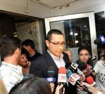 Victor Ponta: Si eu si presedintele tarii am fost tinuti la curent cu situatia din Zambaccian
