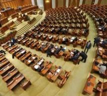 Proiectul privind scoaterea de sub controlul CCR a hotararilor Parlamentului a fost adoptat de plen