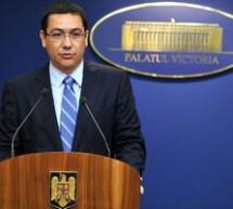 Ponta spera ca imprumutul de la BM sa fie folosit intr-un mod eficient